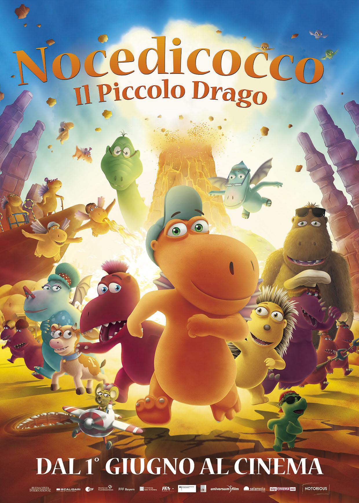 Nocedicocco - Il piccolo drago