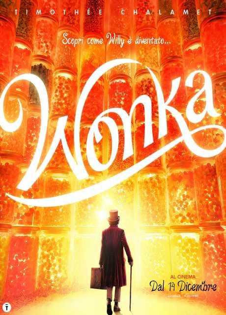 Untitled Willy Wonka Prequel
