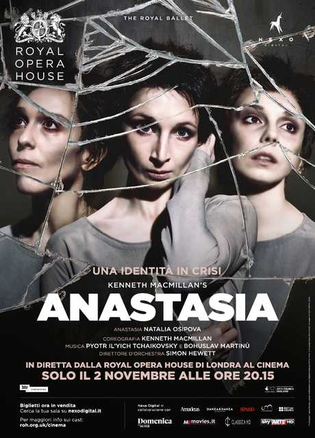 The Royal Ballet: Anastasia