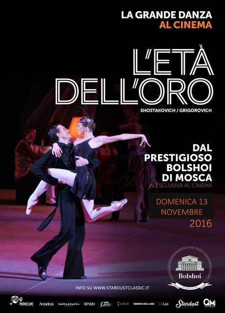 Il balletto del Bolshoi: L'età dell'oro