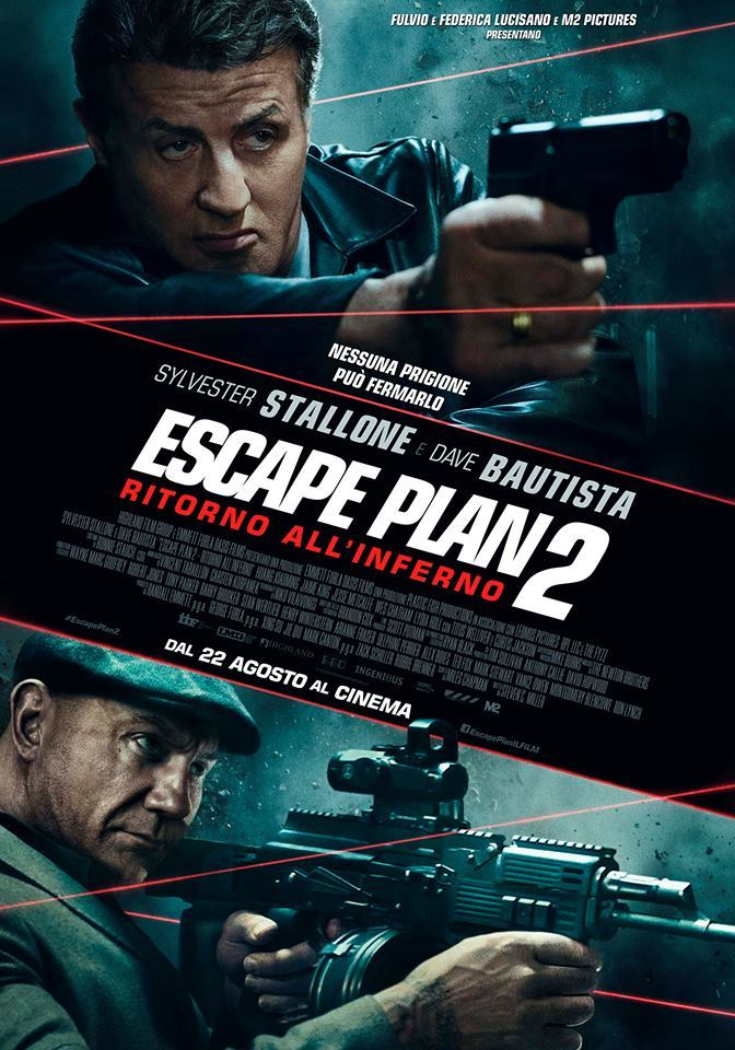 Escape Plan 2: Inferno