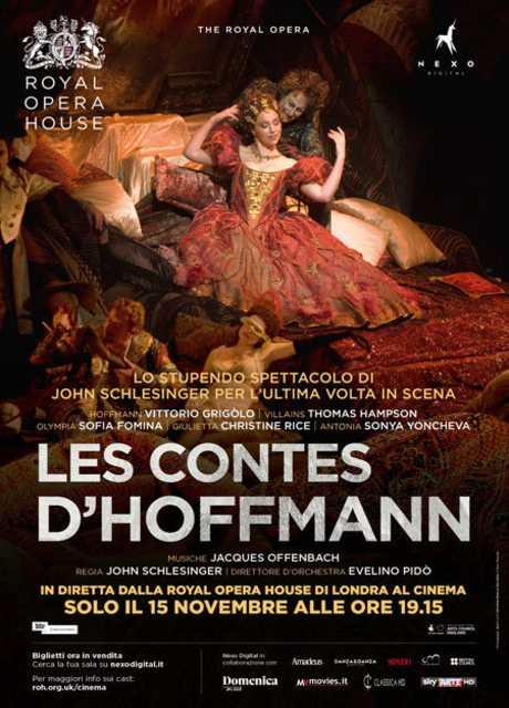 The Royal Opera: Les Contes d'Hoffmann