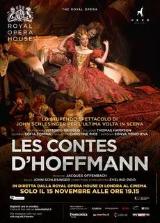 The Royal Opera: Les Contes d'Hoffmann