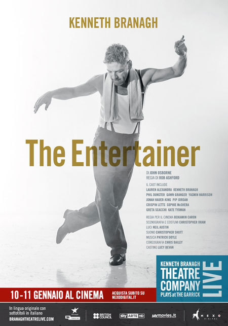 Kenneth Branagh Theatre – The Entertainer