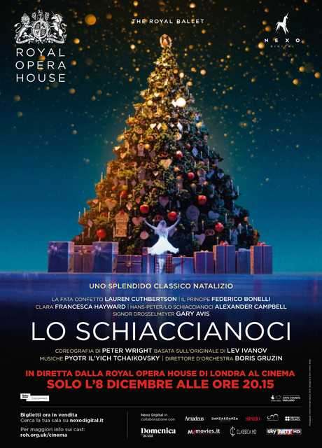 The Royal Opera: Lo schiaccianoci