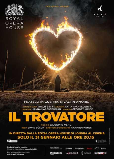 The Royal Opera: Il Trovatore