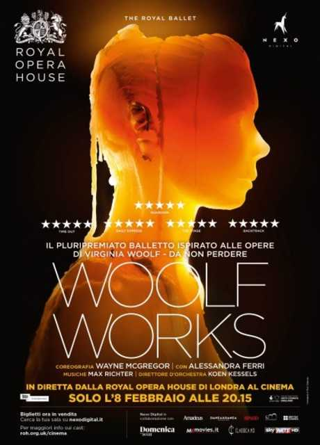 The Royal Opera: Woolf Works