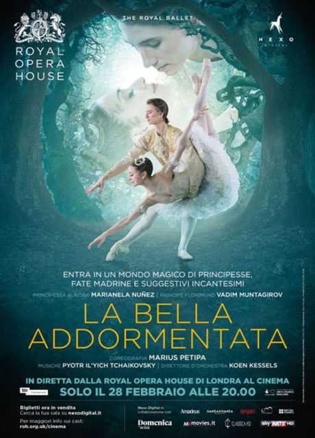 The Royal Opera: La bella addormentata