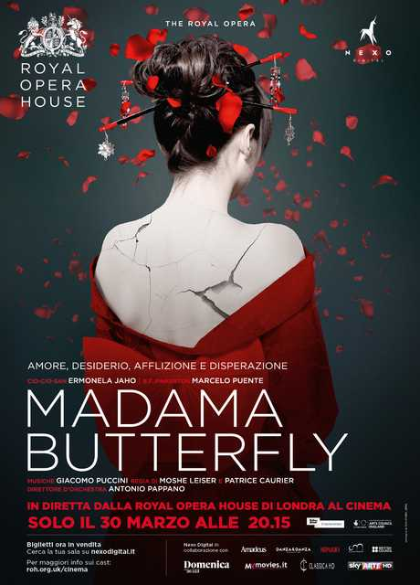 The Royal Opera: Madame Butterfly