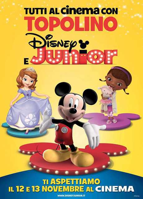 Topolino e Disney Junior