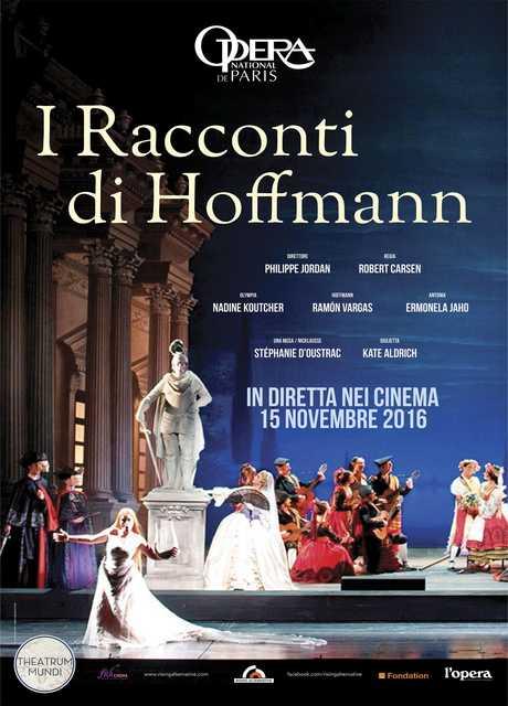 Opéra Bastille: I racconti di Hoffmann