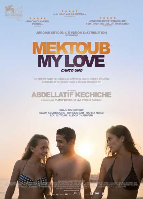 Mektoub, My Love: Canto Uno