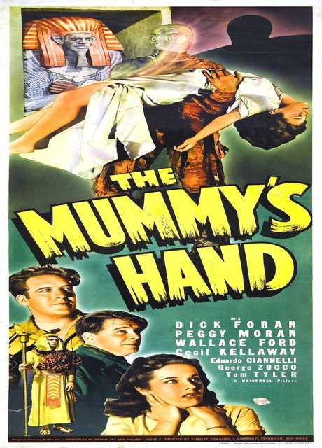 La mano della mummia