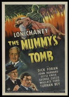 La tomba della mummia