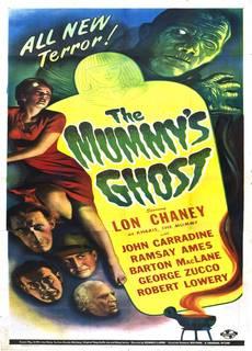L'ombra della mummia
