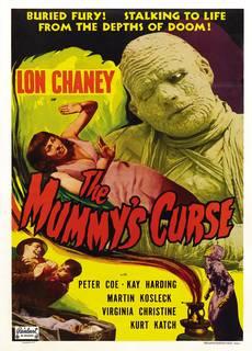 La maledizione della mummia