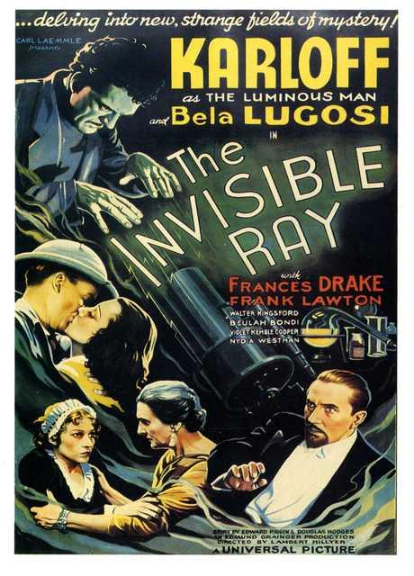 Il raggio invisibile