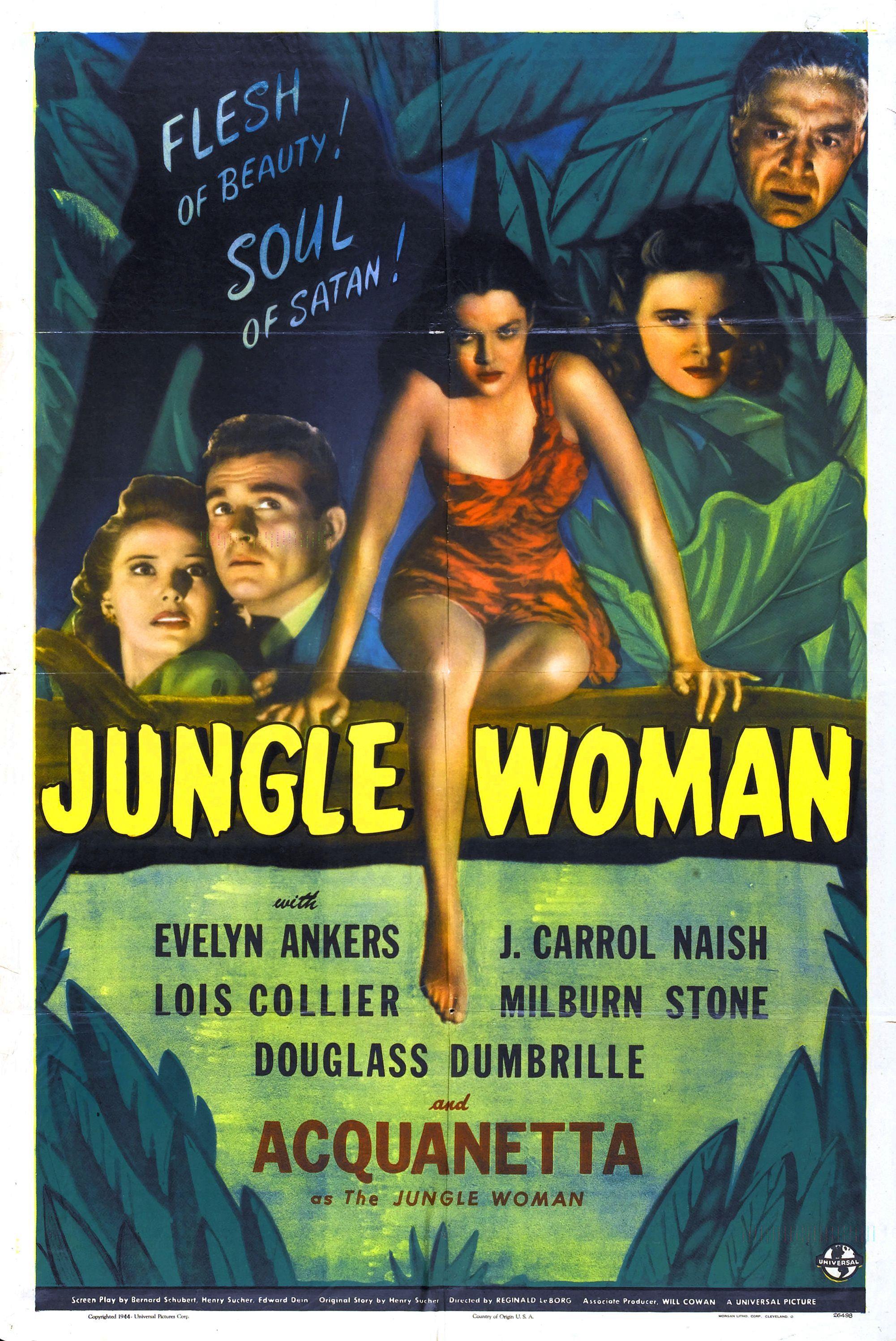 La donna della giungla