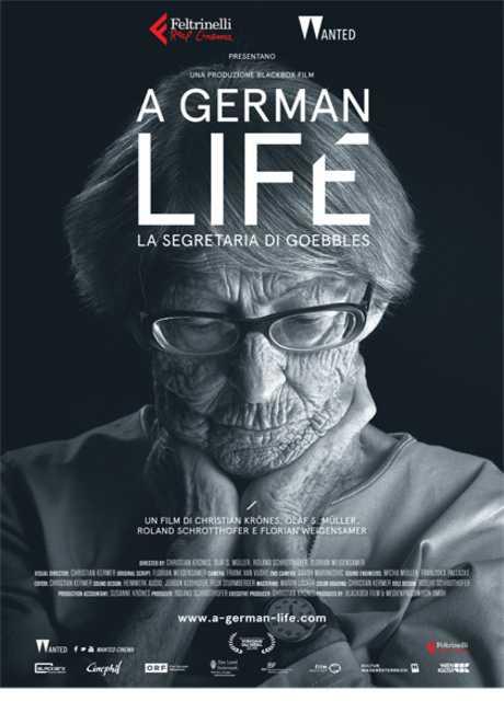 A German Life. La Segretaria Di Goebbels