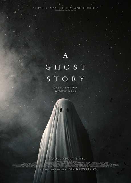 A Ghost Story. Storia di un fantasma