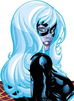 Untitled Black Cat / Silver Sable Movie