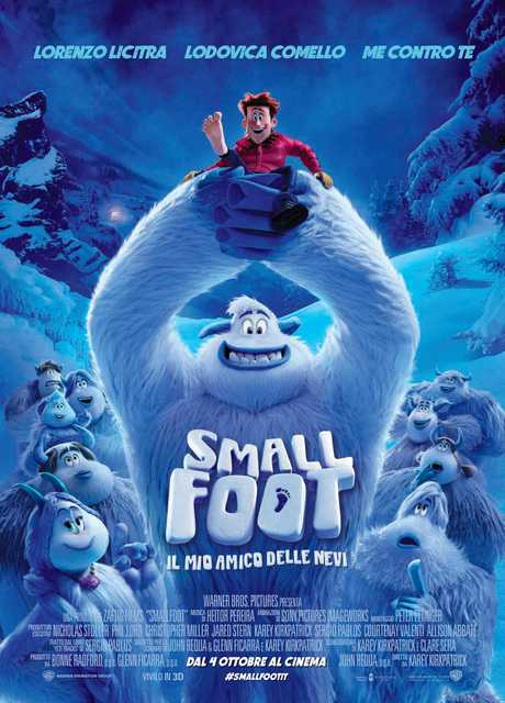Smallfoot: il mio amico delle nevi