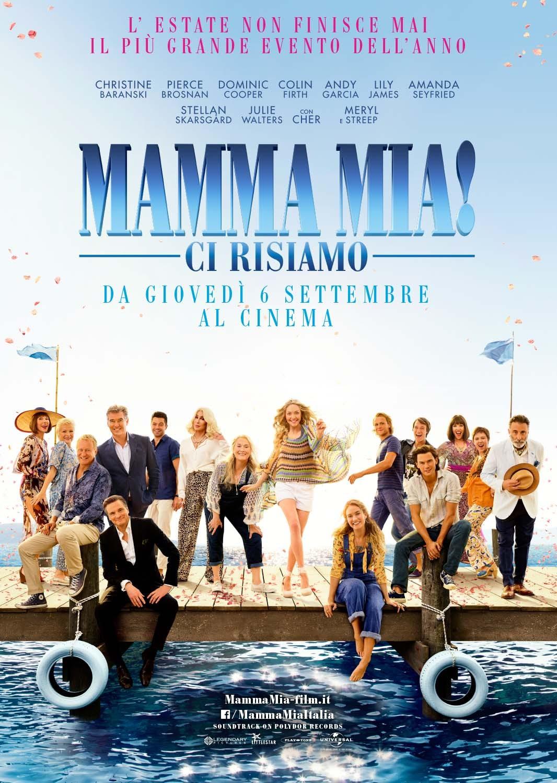 Mamma Mia! Ci risiamo