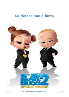 Baby Boss 2: Affari di Famiglia