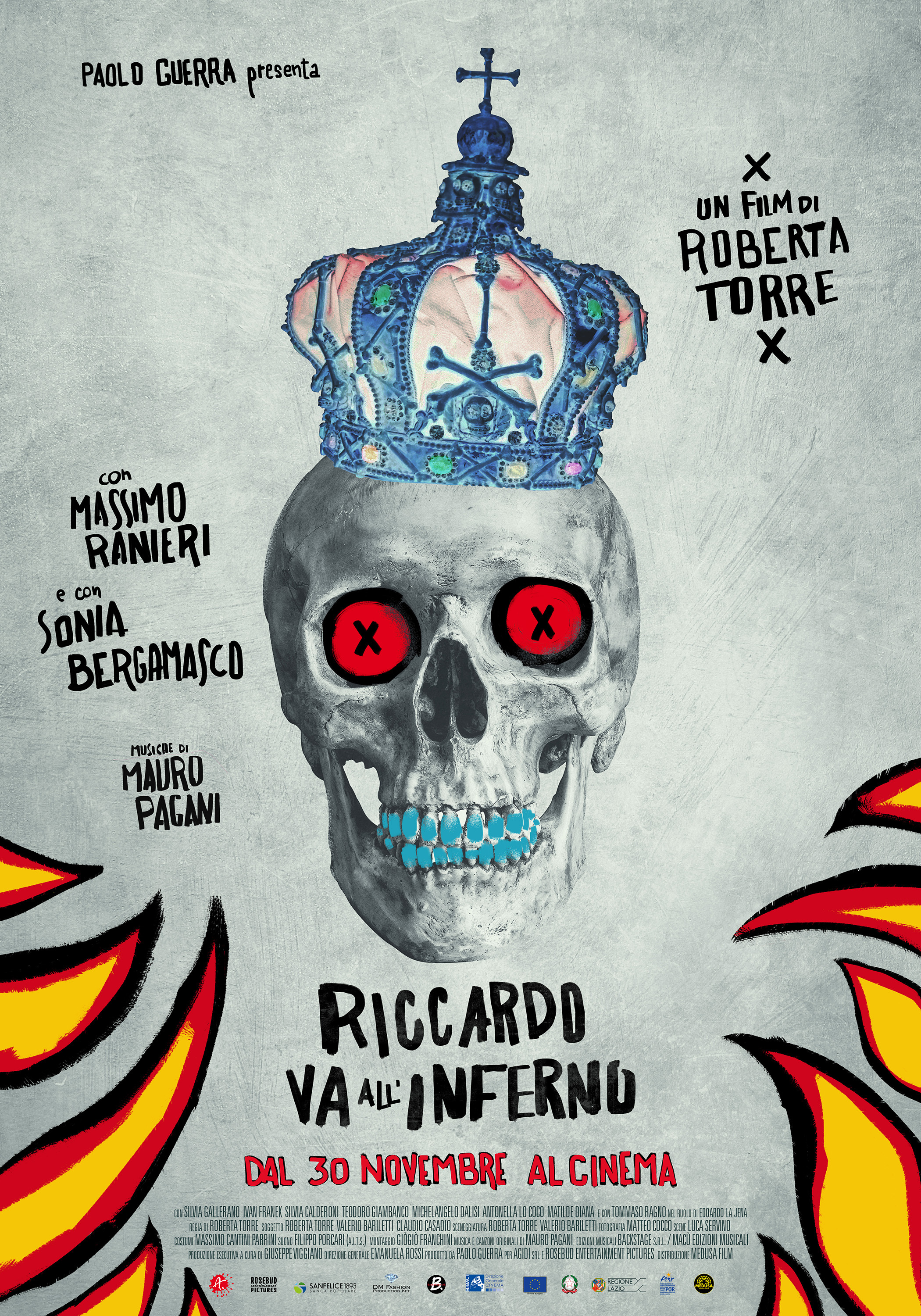 Riccardo va all'inferno