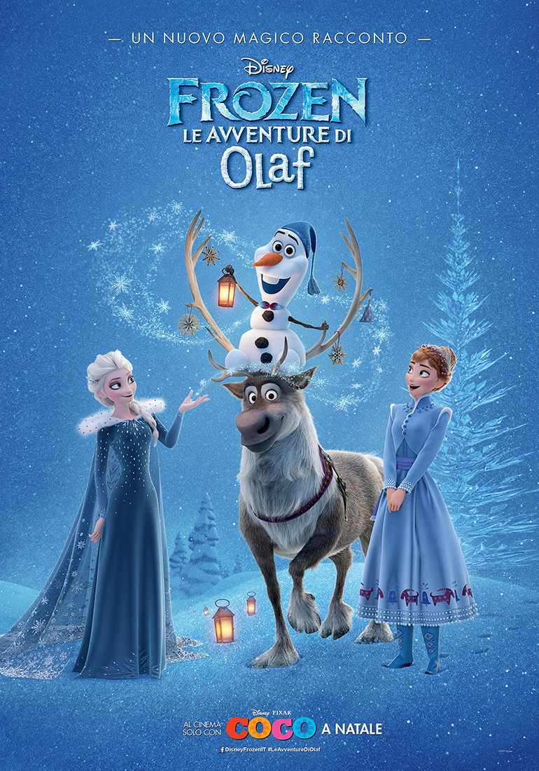 Disney Frozen: Le avventure di Olaf