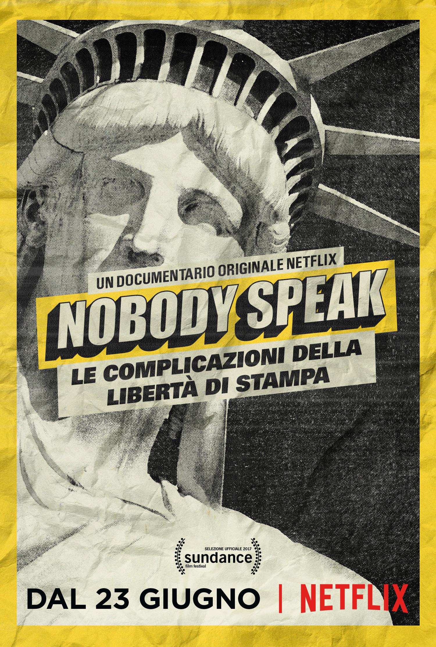 Nobody Speak
