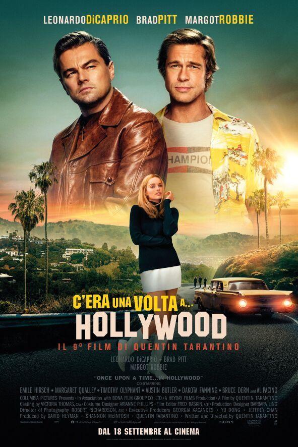 C'era una volta...a Hollywood