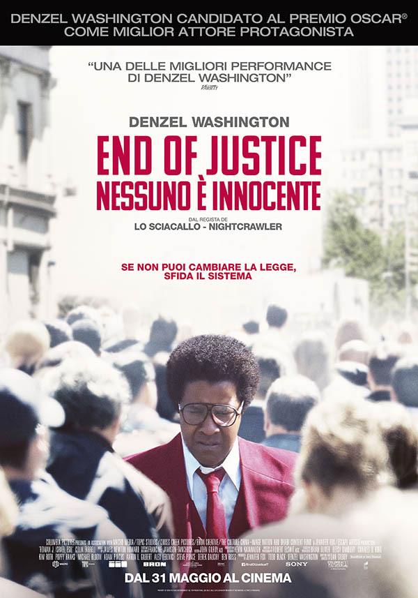 End of Justice: Nessuno è Innocente