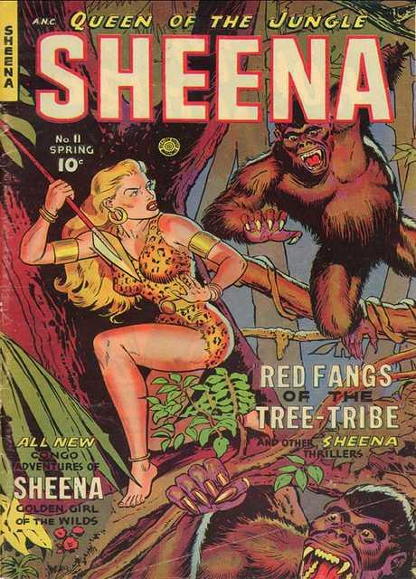 Sheena Reboot