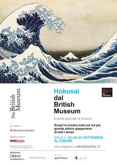 Hokusai dal British Museum