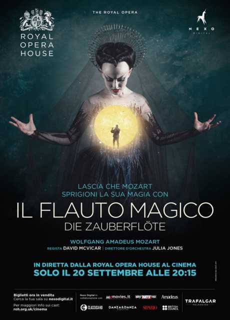 The Royal Opera: Il flauto magico