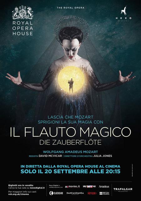 The Royal Opera: Il flauto magico
