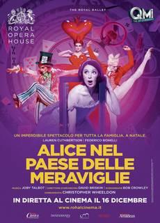 The Royal Opera: Alice nel Paese delle Meraviglie