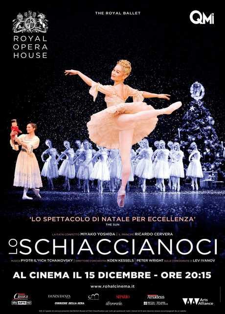 The Royal Opera: Lo Schiaccianoci