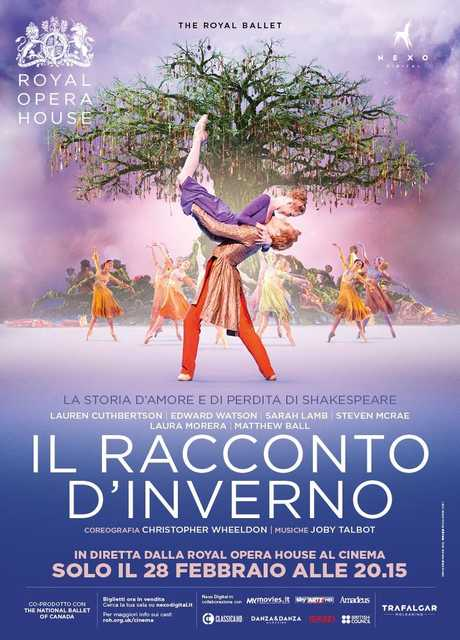The Royal Opera: Racconto d'Inverno