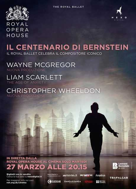 The Royal Opera: Il centenario di Bernstein