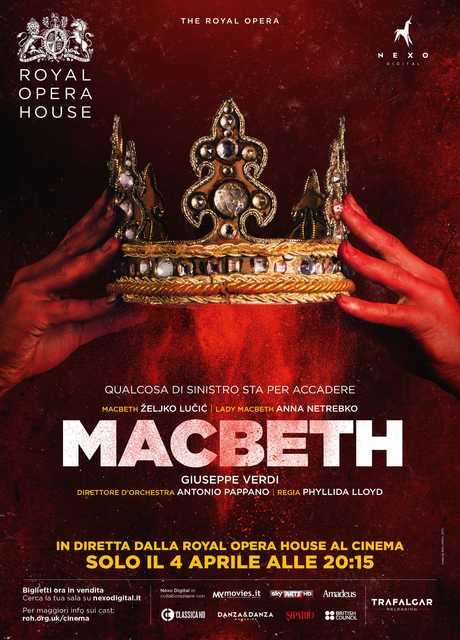 The Royal Opera: Macbeth