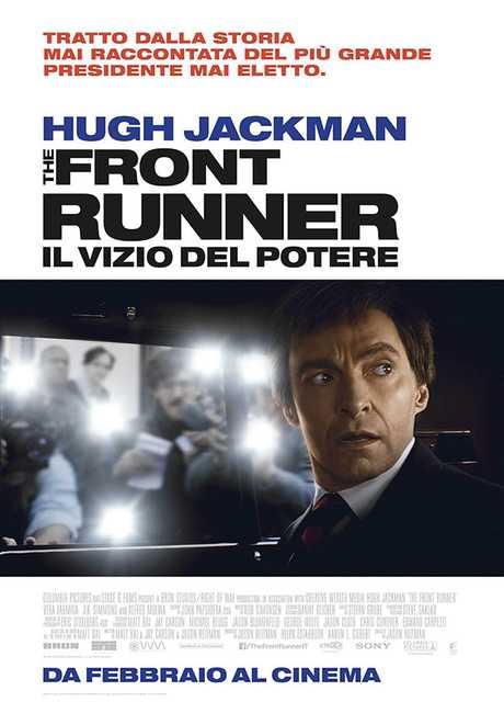 The Front Runner: Il Vizio del Potere