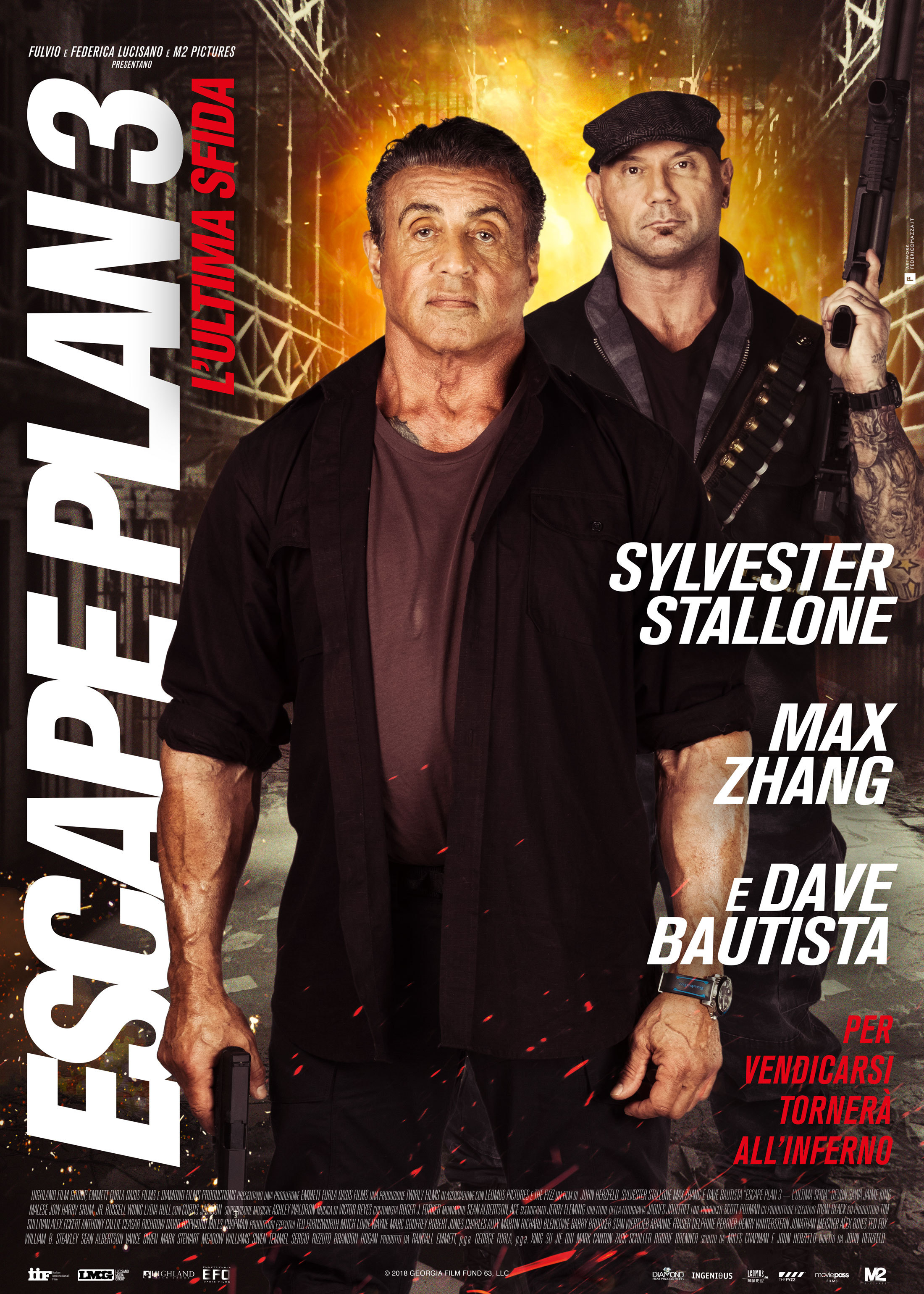 Escape Plan 3 - L'ultima sfida