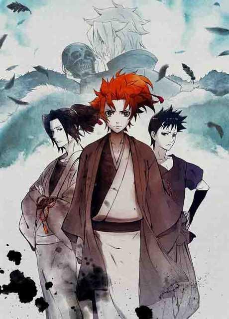 Peacemaker Kurogane - Omou-michi