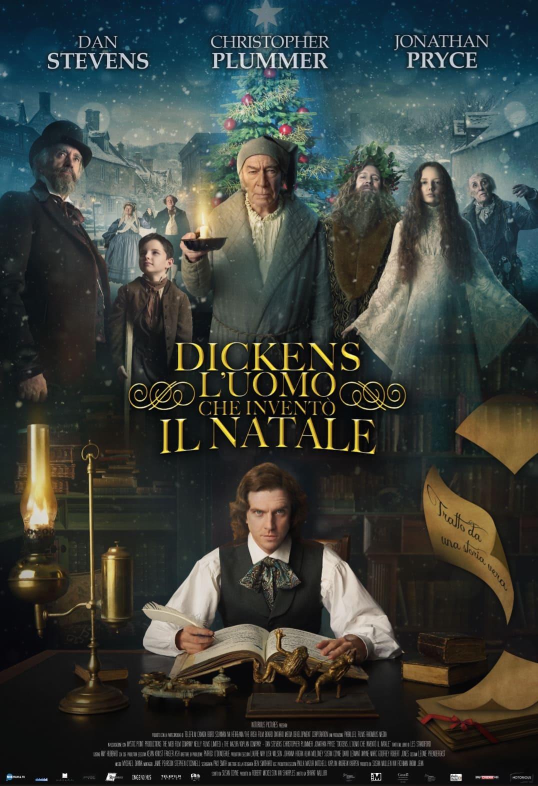 Dickens - L'uomo che inventò il Natale