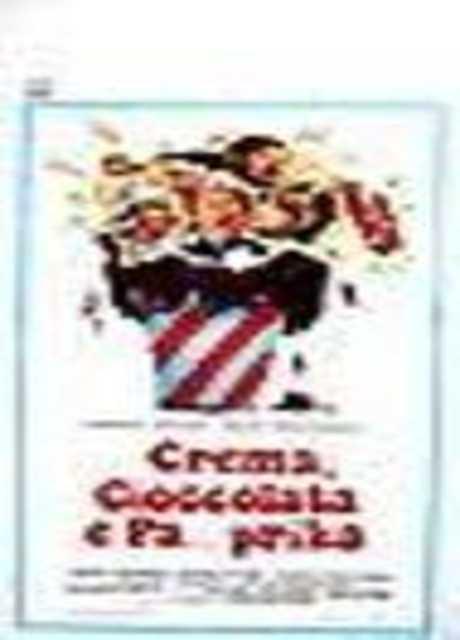 Crema, cioccolata e pa...prika