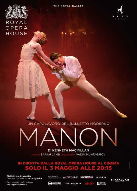 The Royal Opera: Manon