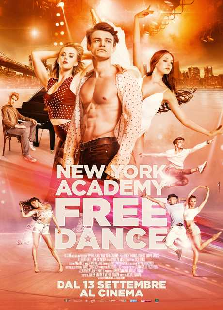 New York Academy - Free Dance