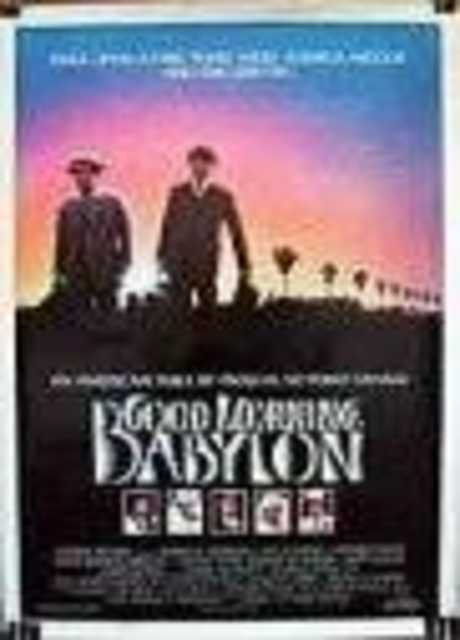 Good morning Babilonia